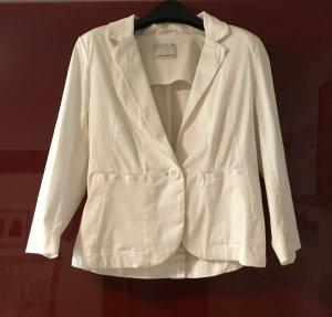 Sommerlicher Blazer in weiß von Fishbone Gr. M *neuwertig*