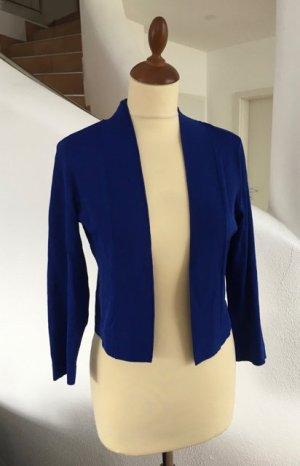 Sommerlicher Cardigan Bolero von Esprit Gr. XL oder 42 wie Neu Blau