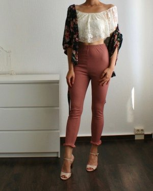 H&M Wraparound Shirt multicolored