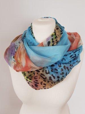 Sciarpone multicolore