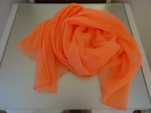 Sommerlicher Neon-Schal