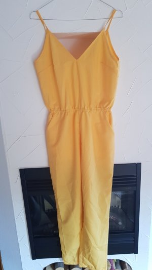 Tuta giallo