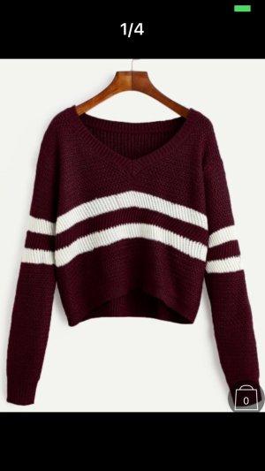 Sommerlicher Pullover