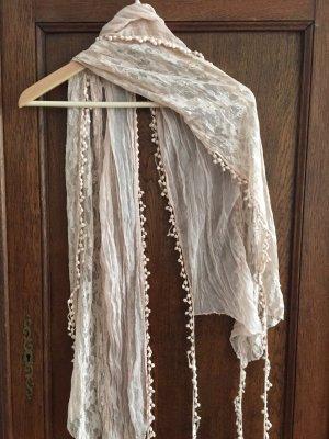 Sommerlicher Romantischer Schal