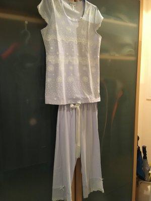 Pijama malva Algodón