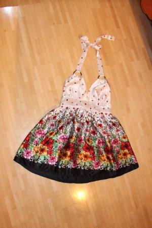 Sommerliches Blumenshirt von Amisu Größe XS