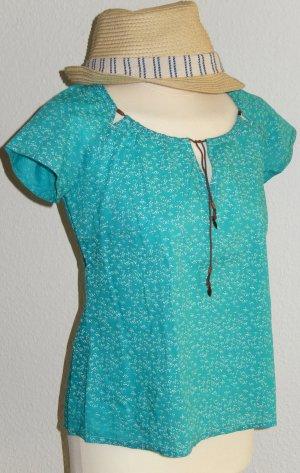 Sommerliches Blusenshirt mit Muster