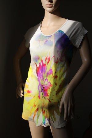 Sommerliches Blusenshirt von heine Gr. 34