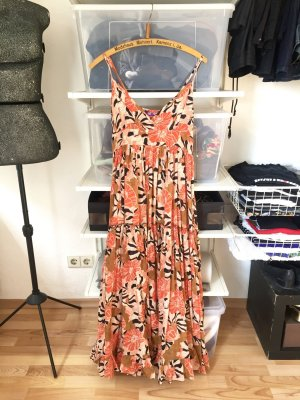 Hippie Dress multicolored mixture fibre