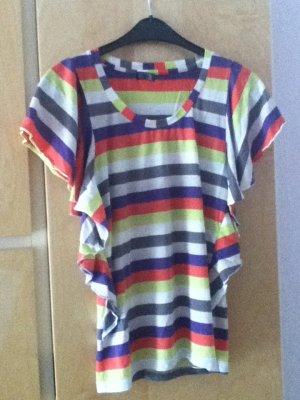 Sommerliches, buntes T-shirt von Only