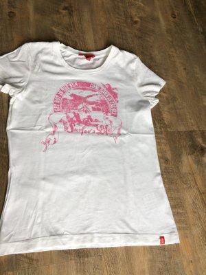 sommerliches ESPRIT T-Shirt mit Print