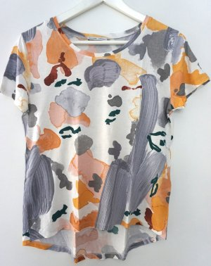 Zara T-shirt multicolore