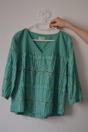 Sommerliches, grünes Shirt