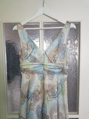Apart Robe mi-longue multicolore