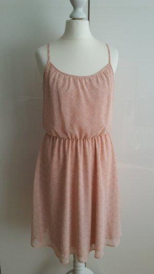 Sommerliches Kleid Esprit peach nude festlich