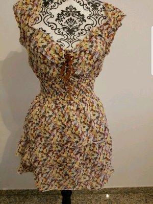 Sommerliches Kleid (kurzarm)