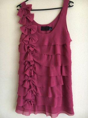 Sommerliches Kleid mit Schleifen