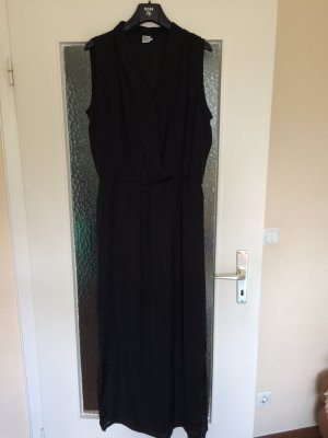 Sommerliches Kleid mit schwarzen Schimmer