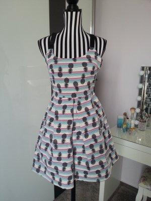 sommerliches Kleid von Zara gr.xs-s