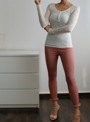 Sommerliches Longsleeve mit Blumenmuster / Paisley