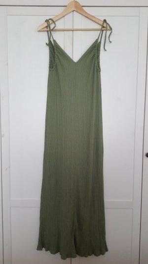 H&M Pinafore dress khaki