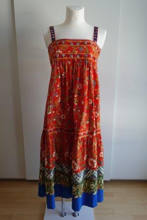 Tory Burch Maxi-jurk veelkleurig Katoen