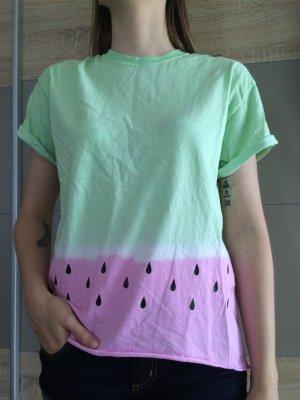 Sommerliches Melonen Shirt