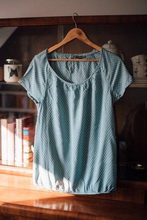 sommerliches Modalshirt