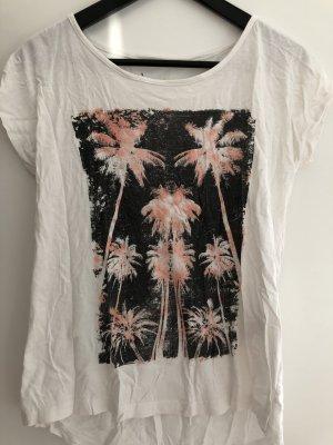 Sommerliches Palmen T-Shirt