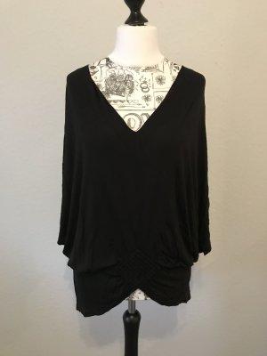 Lascana Camisa negro