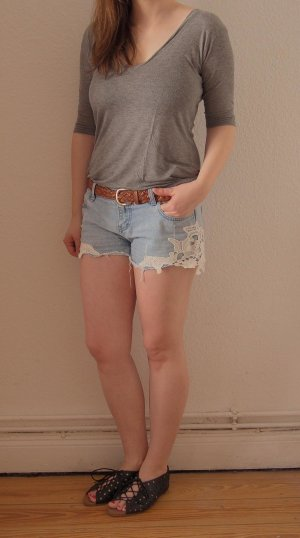 sommerliches Shirt von Miss Sixty Gr. S