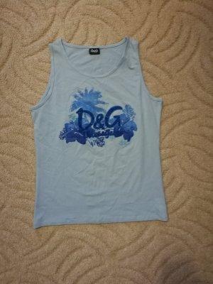 Dolce & Gabbana Camiseta sin mangas multicolor