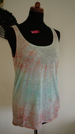 sommerliches Top batik Stil