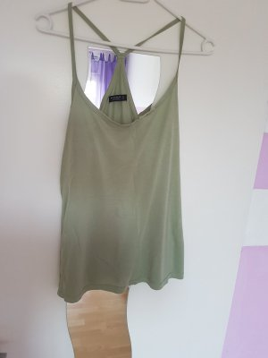 Sommerliches Top in olive :-)