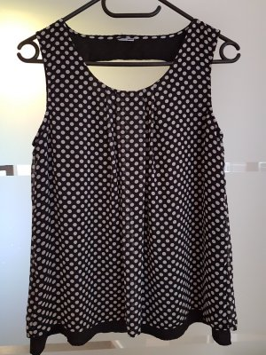 Vero Moda Backless Top black polyester