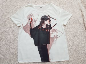 Sommerliches transparentes T-shirt