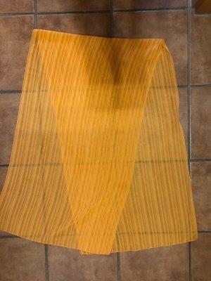 Silk Cloth gold-colored-apricot
