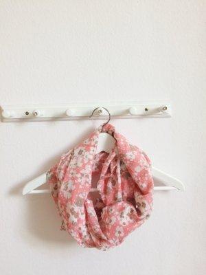 Sommerliches Tuch mit Blumenprint
