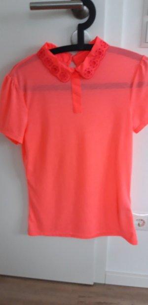 SommerlichesTED BAKER shirt mit süßen Details