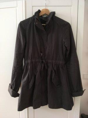 Madonna Short Coat anthracite