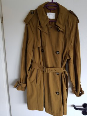 Zara Coat Dress khaki