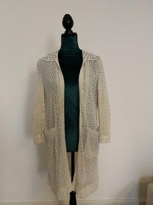 Zara Manteau mi-saison blanc