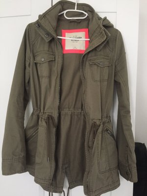 Sommerparka Abercrombie & Fitch M