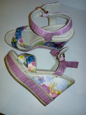 Catwalk High Heel Sandal multicolored synthetic fibre