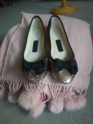 Zara Ballerines noir-rose chair