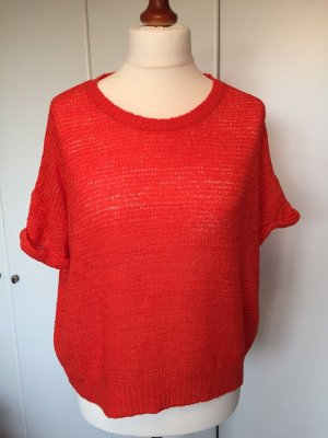 Sommerpullover von H&M in Orange