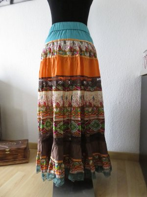 Heine Maxi Skirt multicolored