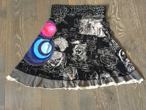 Desigual Circle Skirt multicolored