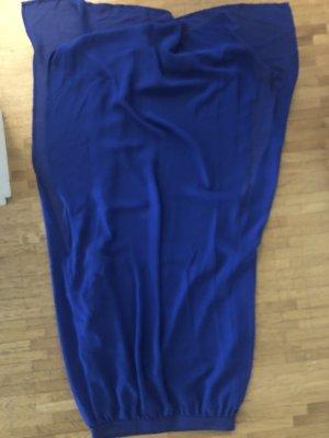 H&M Divided Maxi rok blauw