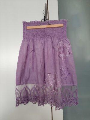 Souvenir Clubbing High Waist Skirt mauve-purple